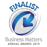 BlueFlameDesign are Business Matters Award Finalists
