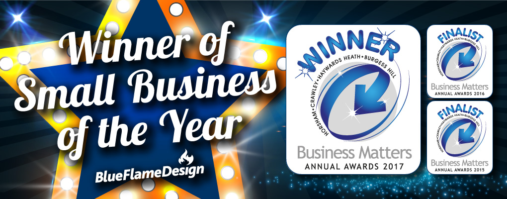 sussex small business of the year award winner